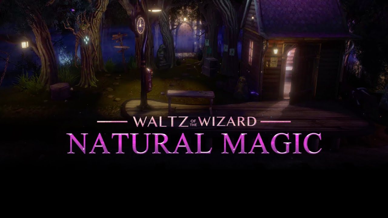 Waltz of the Wizard: Natural Magic - Teaser | Oculus Quest / Quest 2 & PC VR