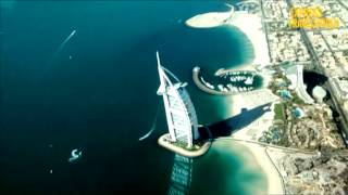 Burj Al Arab and World Islands