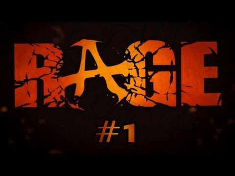 RAGE Ep. 1 - This Game Has Problems