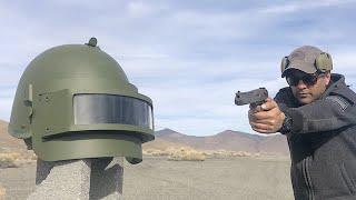 PUBG Russian k6-3 helmet test 🇷🇺