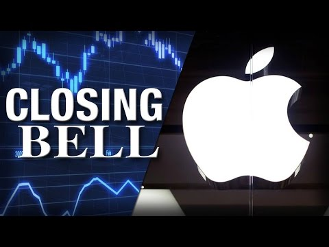 Closing Bell: Stocks Slide as Apple Leads Tech Losses