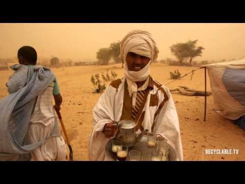 Solar Energy in the desert of Sahara
