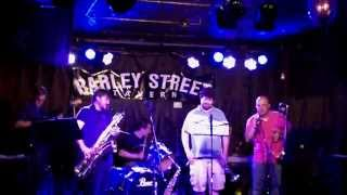 The Davs - When The Funk Hits The Fan - Barley Street Tavern 6/17/15