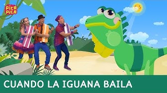 Pica-Pica - Cuando La Iguana Baila (Videoclip Oficial)