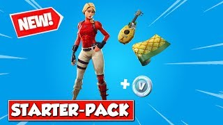 The LAGUNEN PAKET is here! | The new Fortnite Starter Pack!