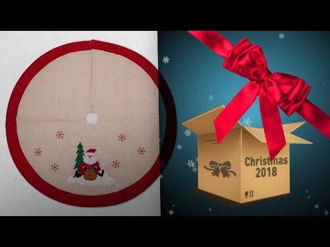 Top Rated Christmas Tree Skirts / Countdown To Christmas 2018! | Christmas 2018 Guide