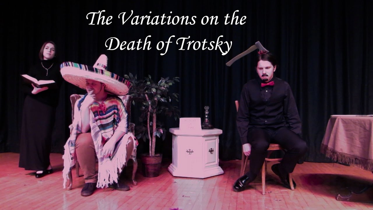 Death of Trotsky 25