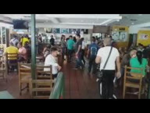 Venezuelans Paying For Food With US Currency
