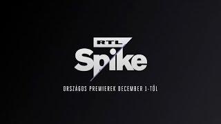 RTL Spike (magyar szinkronos csatorna előzetes)