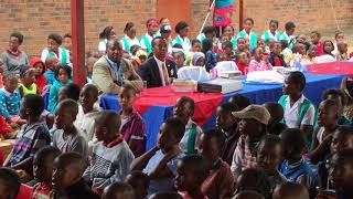Seroto Primary School, Majaneng, honours Rebecca Makgomo, 2013
