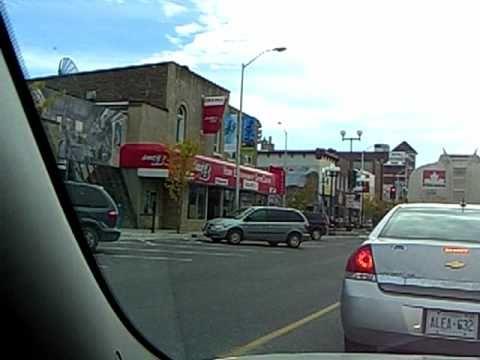 Downtown Kenora, Ontario CA 9/16/10