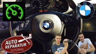 MULTIFUNKTIONSLENKRAD TEMPOMAT NACHRÜSTEN | BMW [Tutorial] multifunction steering cruise control