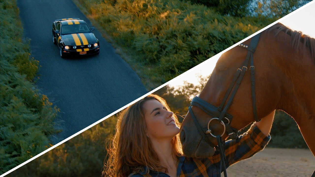 """PASSION DRIVEN"" - A Mustang GT & Equestrian Film"