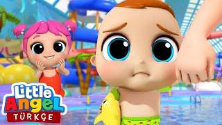 Can Bebek ve Su Kaydırağı, Aquapark'a Gidiyoruz🌊 | Eğlenceli Çocuk Şarkıları | L