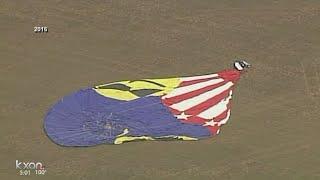 1-year anniversary of deadly Texas hot air balloon crash
