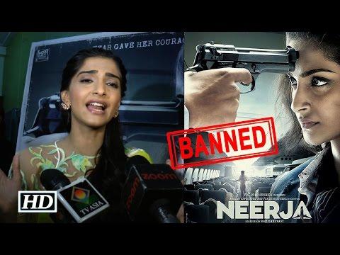 Neerja BANNED In Pakistan; Sonam REACTS
