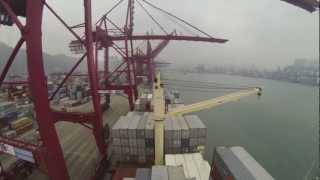 Travel by cargo boat: Hong Kong - Singapore / Wondrlust