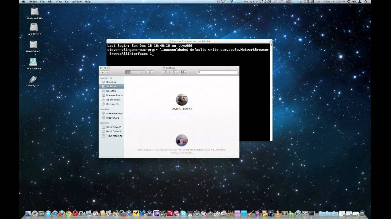 How To Enable Airdrop On Older Macs