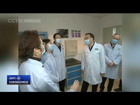 Le Premier ministre Li insiste sur le besoin d'un médicament et d'un vaccin efficaces
