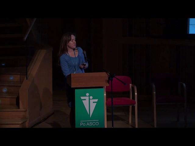 PoASCO Dr med. Anna Kowalczyk - Doniesienia z ASCO