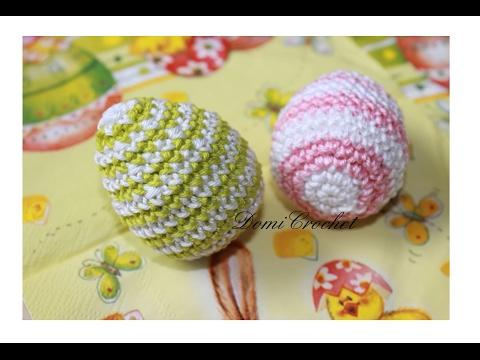 Crochet Easter Egg Youtube