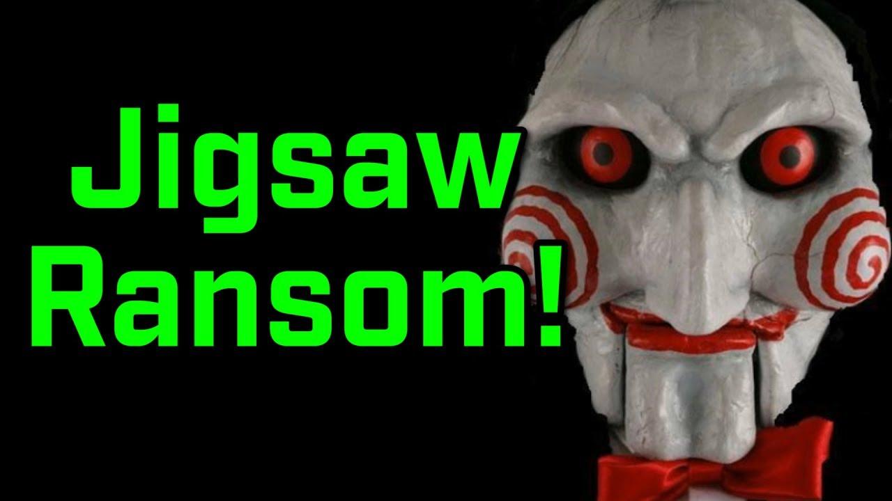 JIGSAW RANSOMWARE!?! - Virus Investigations 13 - YouTube