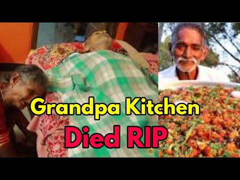 Grandpa Kitchen Aka Narayana Reddy Die Youtube Channel With 6 Million Subscriber Rip Youtube