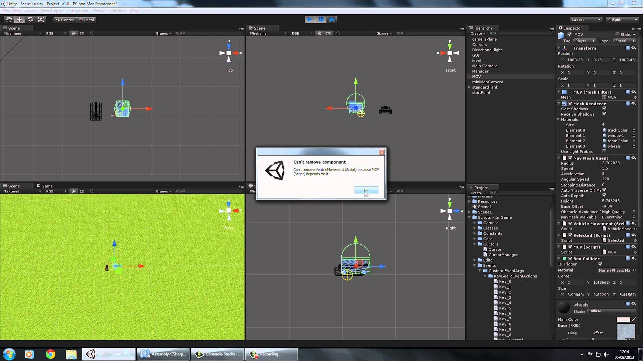 How to make an rts game in unity 3d part 1 the user interface how to make an rts game in unity 3d part 1 the user interface source code included youtube baditri Choice Image