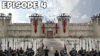 Игра Престолов. 4 эпизод 8 сезона. Обзор 3-я часть!