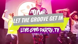 Let The Groove Get In by Justin Timberlake | Zumba Fitness | Live Love Party