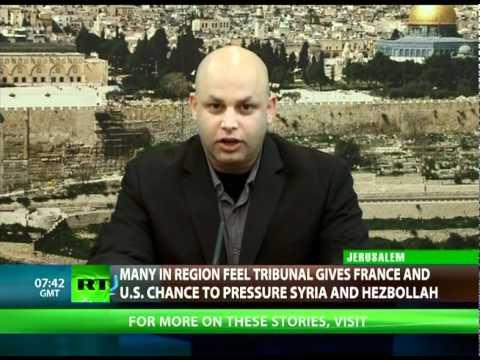 CrossTalk: Lebanon's Trial