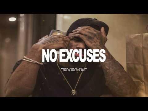 """bryson-tiller-ft.-kehlani-x-true-to-self-type-beat-~-""""no-excuses""""-(prod.-lauza)"""