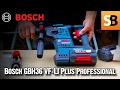 Bosch GBH 36 Drill VF-LI Plus Professional Cordless Hammer