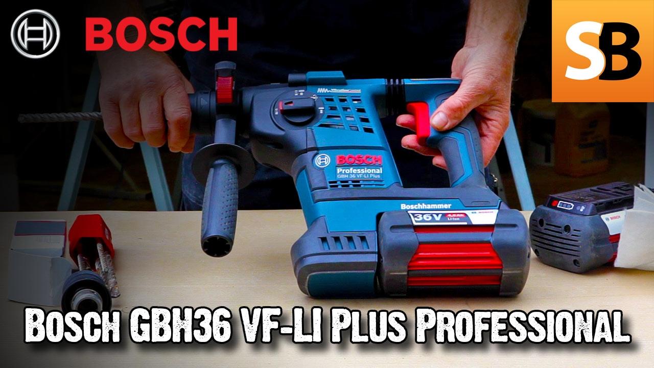 Moteur Bosch gbh36v-li plus