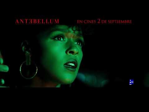 Antebellum En Cines 2 De Septiembre Youtube