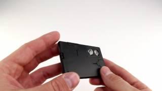 Multifunctioneel Survivaltool Credit Card Tool Companion Quickview
