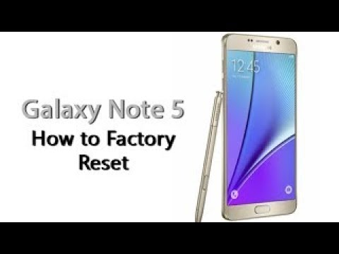 how to unlock samsung galaxy note 5 if forgot password