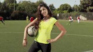 TV Host Amanda Salas | Why Does She Love Wearing Sandjune Activewear?