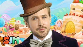 Ryan Gosling As Young Willy Wonka?