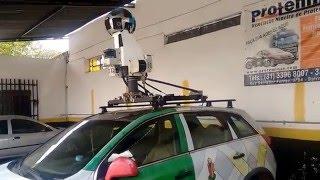 Carro do Google Maps Free HD Video