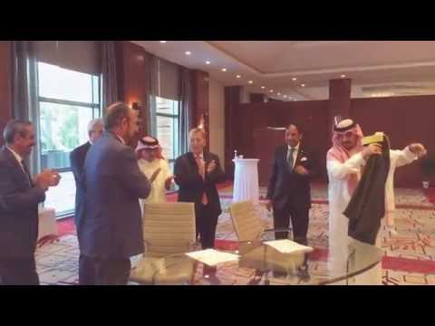 Mustafa Kırcal Şeyh Hussein Saudi Arabia-Turkey Partnership