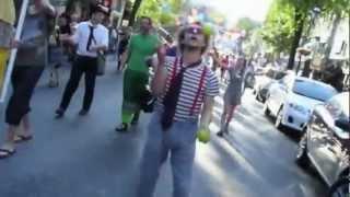 PYRONIA  Défilé Montral Compltement Cirque 2012.flv