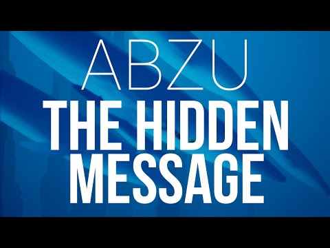 The Hidden Message of ABZU (ABZU Story Breakdown)