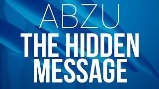 The Hidden Message of ABZU (ABZU Story Breakdown)