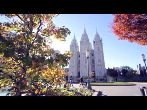 TEMPLE SQUARE Salt Lake City | Tribute