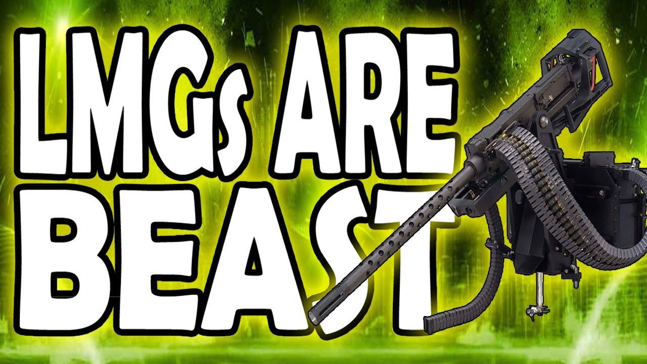 MW3 Tips and Tricks - Light Machine Gun Buff and Tips ...