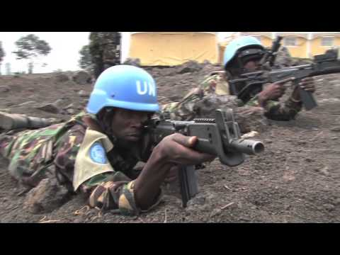 Congo War: Case study of Resolution 2098 Alpha
