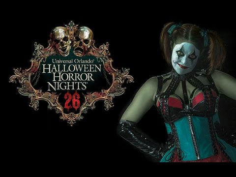 Universal Orlando Halloween Horror Nights Vlog September 2016