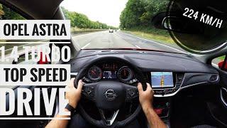 видео Opel Astra K 2016