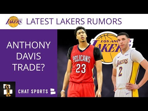 Lakers Trade Rumors: Can The Lakers Trade For Anthony Davis In The 2019 NBA Offseason?